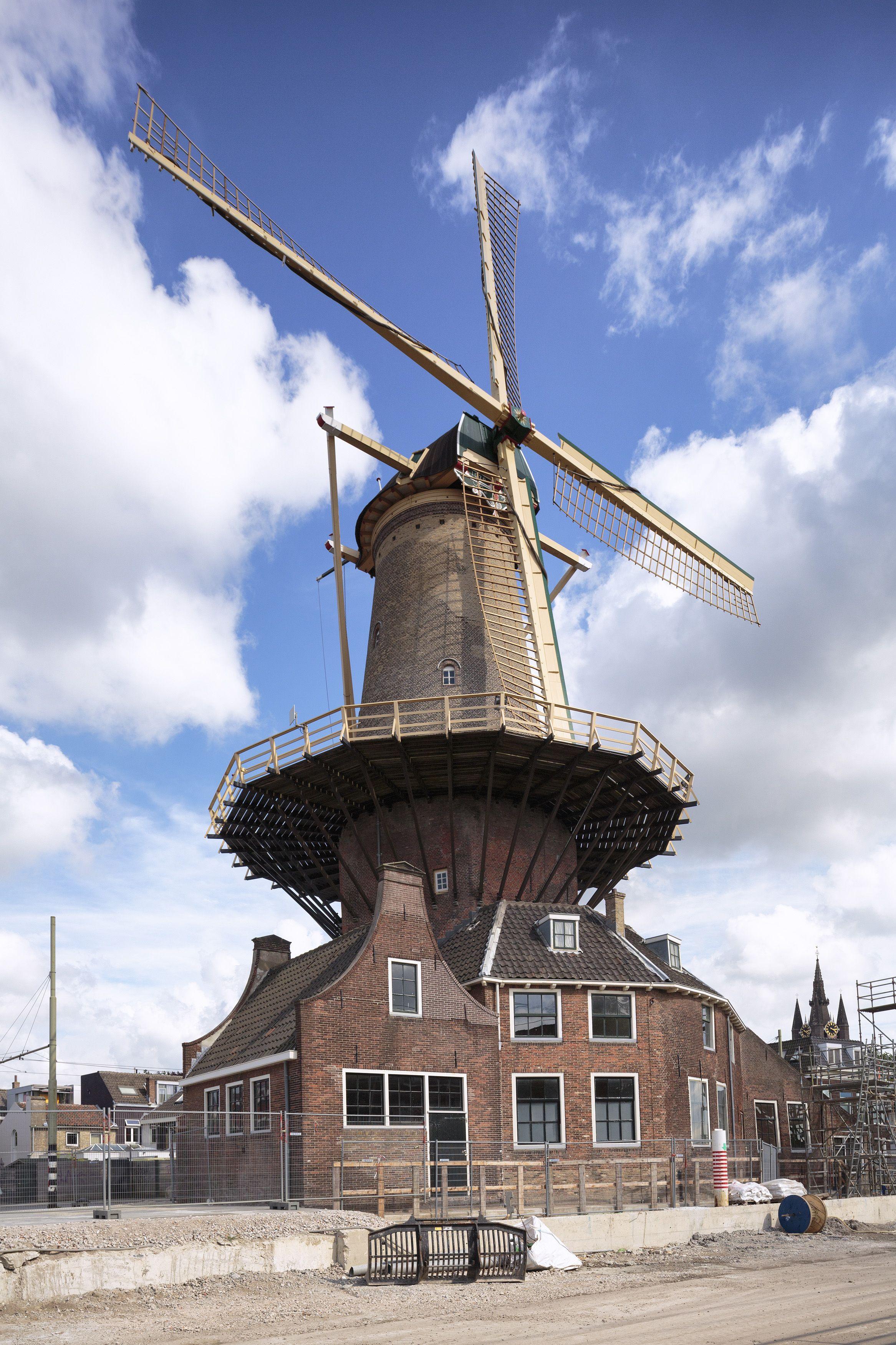 картинки первые ветряные мельницы в европе был