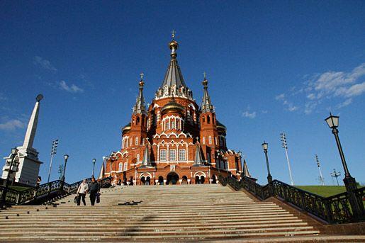 Izhevsk, la cathédrale Saint-Michel De Brest à Vladivostok Pinterest