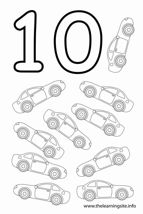 Number 13 Coloring Page Beautiful Sgblogosfera Mara Jose Argueso