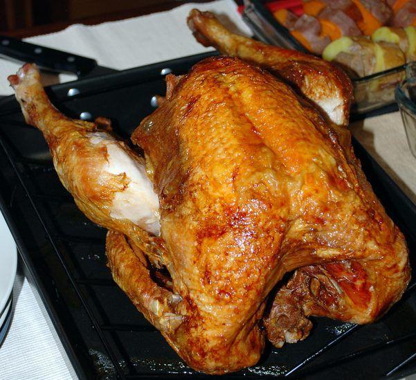 Fried Turkey Injection Marinade Recipes