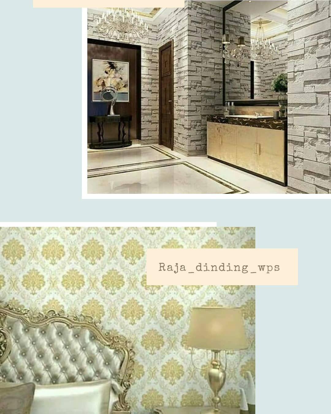 Promo Promo Wallsticker Wallpaper Dinding Harga Cuma 80 Per