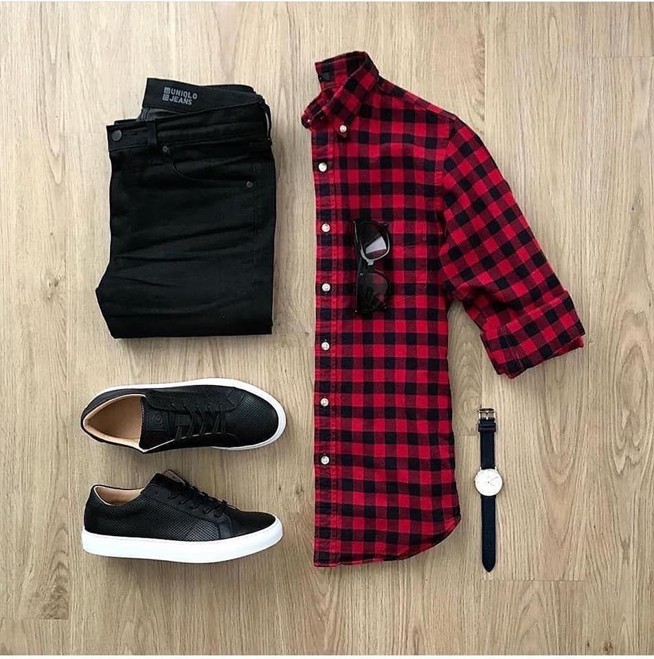 تنسيق ملابس للرجال Mens Casual Outfits Mens Fashion Casual Outfits Men Fashion Casual Outfits