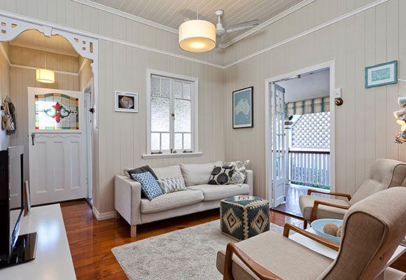 Pin By Leah Crooks On House Updates | Queenslander House, House Styles, Dream Living Rooms