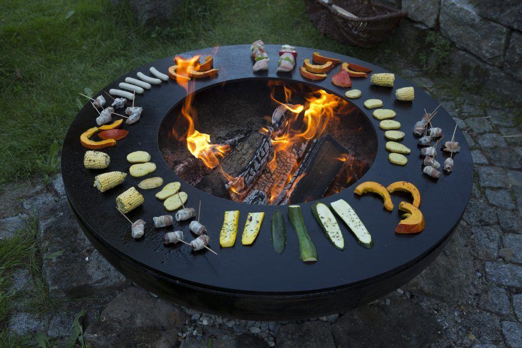 Traumgarten Ag grillring feuerstelle die traumgarten ag garten