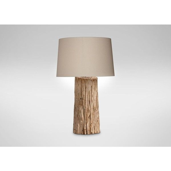 Ethan Allen Aspen Table Lamp ($479) Via Polyvore Featuring Home, Lighting,  Table