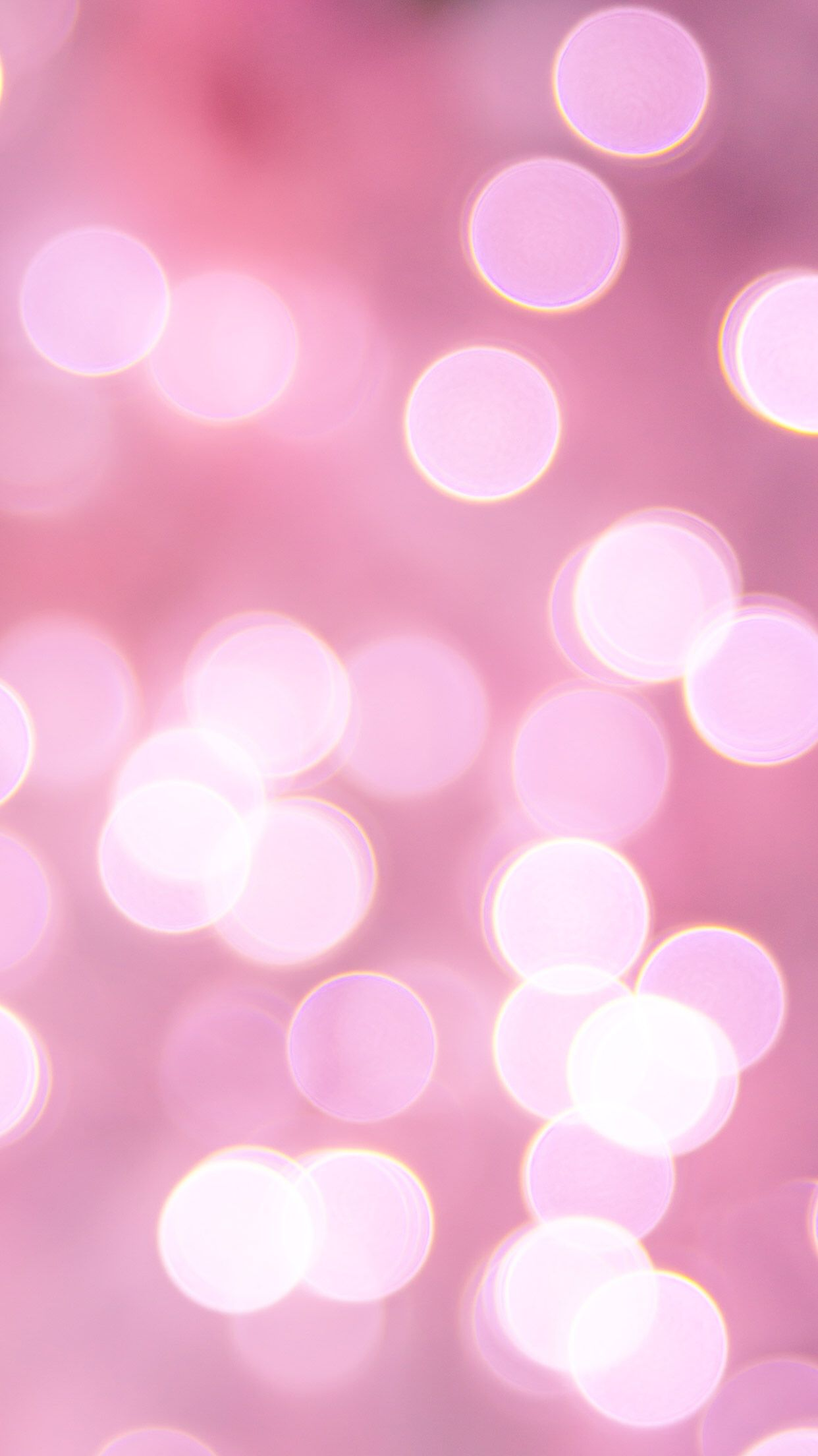 I Just Customized My Lock Screen Using This App This App Has Amazing Collection Of Pink Wallpapers Pink Wallpaper Iphone Background Wallpaper Bokeh Wallpaper