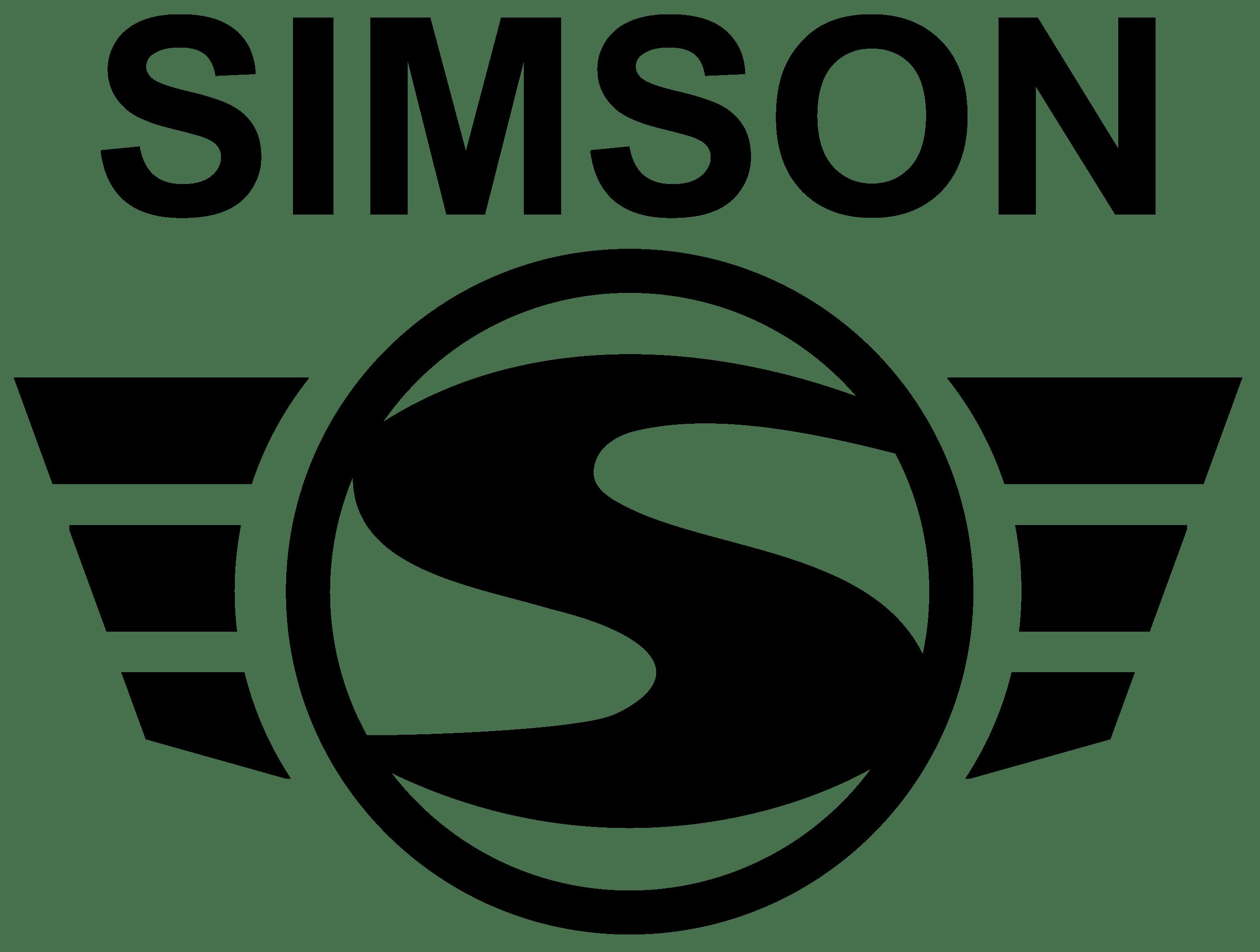 Simson Motorcycles Logo Simson, Simson motor, Autos und