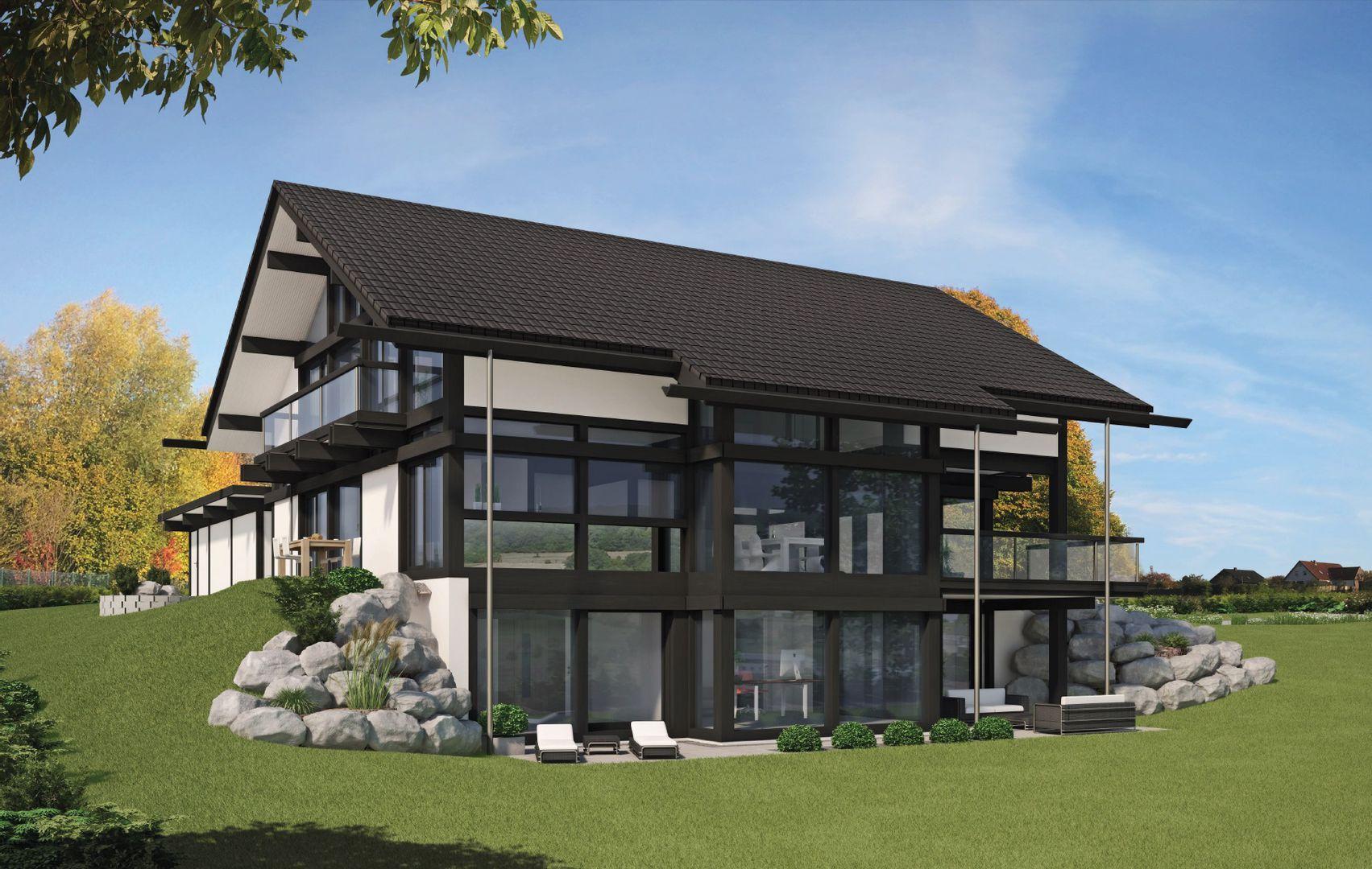 huf art 4 grundrisse huf haus art 6 9 die grundrisse k nnen sie gerne hier erfragen. Black Bedroom Furniture Sets. Home Design Ideas