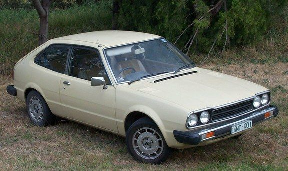 1979 Honda Accord Hatchback Very First Car Cars Ive Had