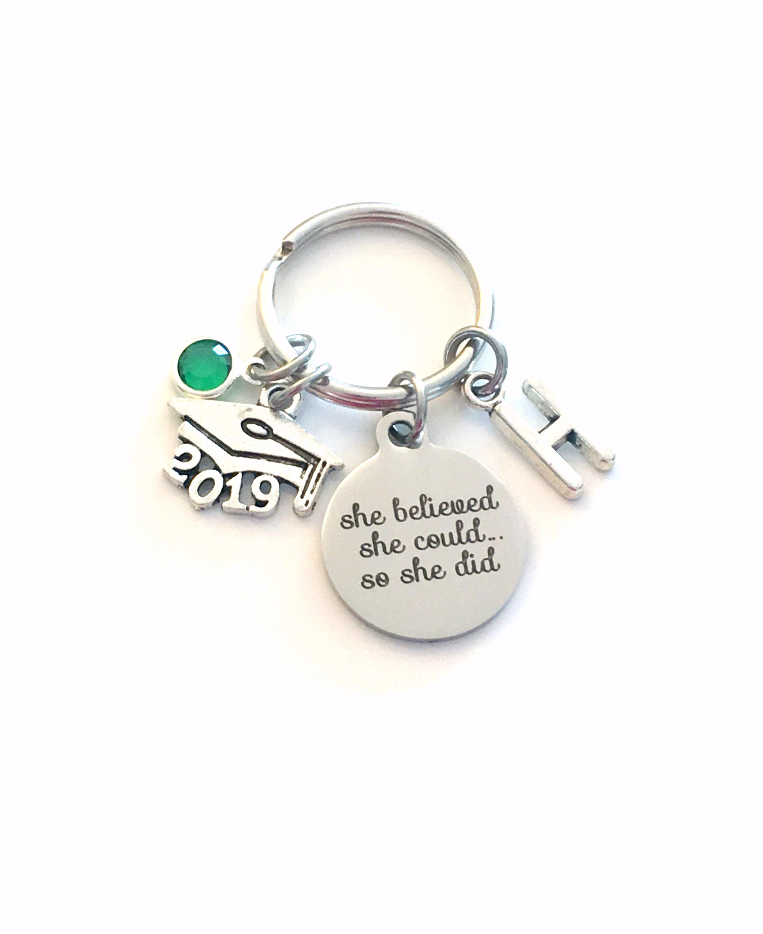 Music Themed Teacher Gift Idea Flute Keyring With Gift Pouch