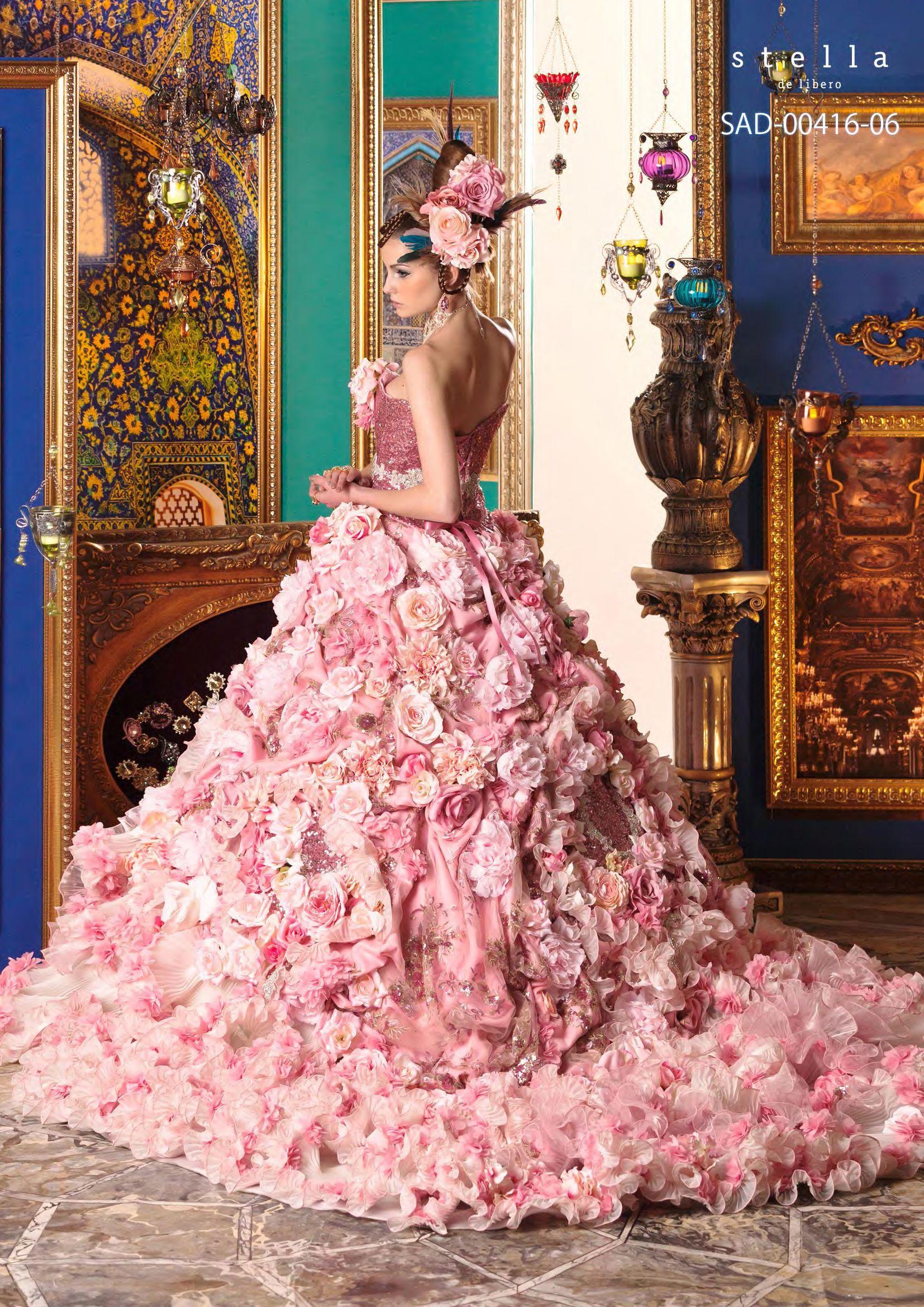 stella-de-libero/ | moda | Pinterest | Couture, Florales y Retrato
