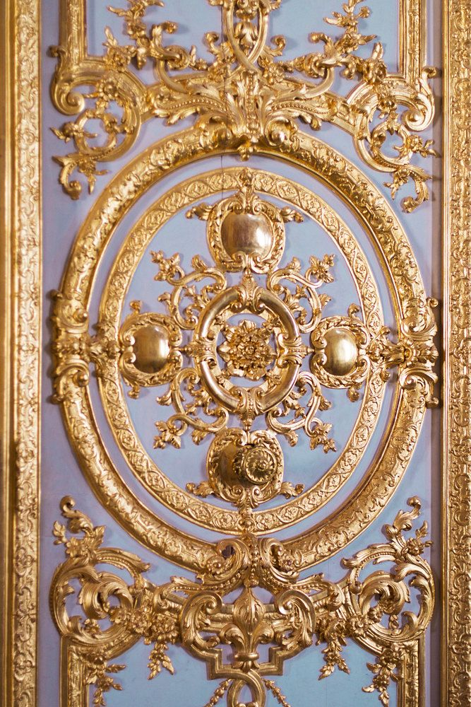 Wall Decoration Gold