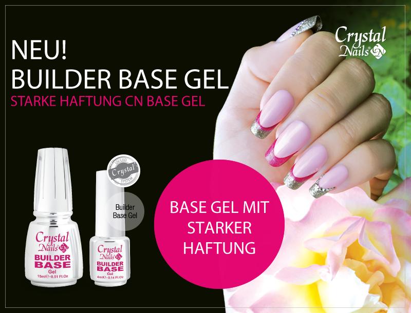 Builder Base Gel Crystal Nails