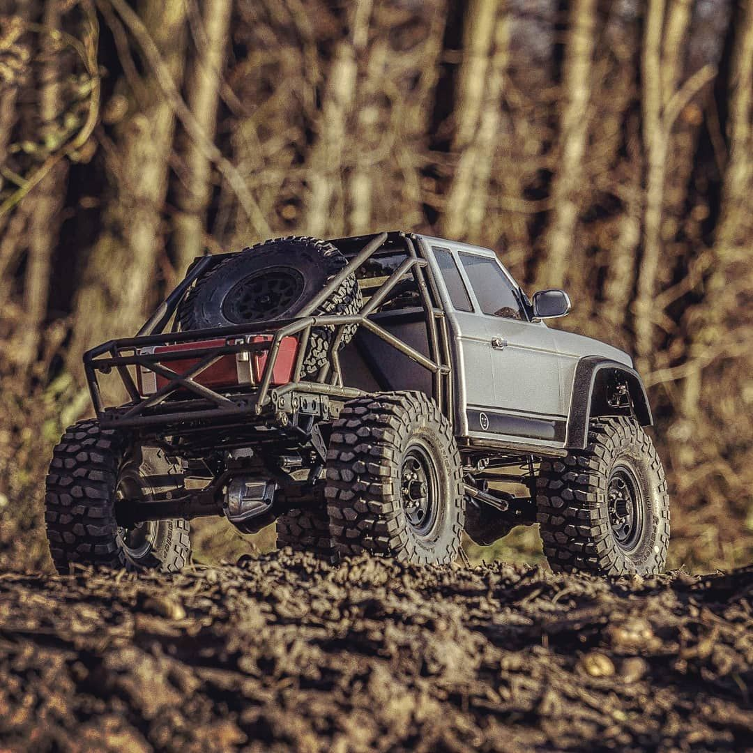 Rc Nerds On Instagram Gmade Rc Bom Gs 02 With A Little Look Of Ford Ranger Inside Castlerc Outside Proliner Ford Ranger Monster Trucks Rc Rock Crawler