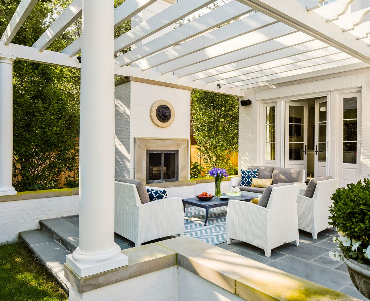 Beautiful Backyard Porches Ideas
