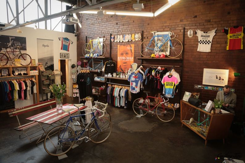 Inspiration Bicycle Store Bicycle Shop Cafe Bike