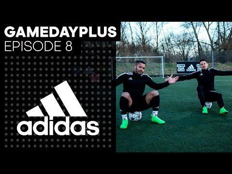 huge selection of 45c94 3e981 F2 Freestylers, Freekickerz, Koke -- Gamedayplus Episode 8 -- adidas  Football - YouTube