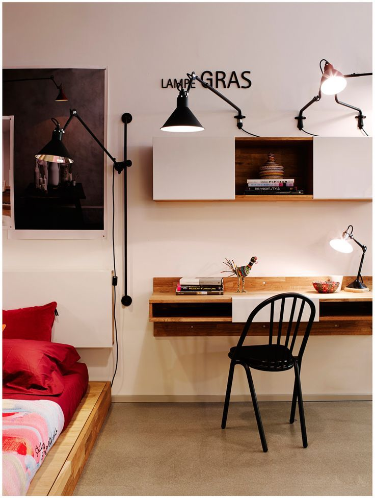 Awesome Wall Mounted Desk Ideas