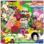 La Senora Mexicana By MJM Design Studios