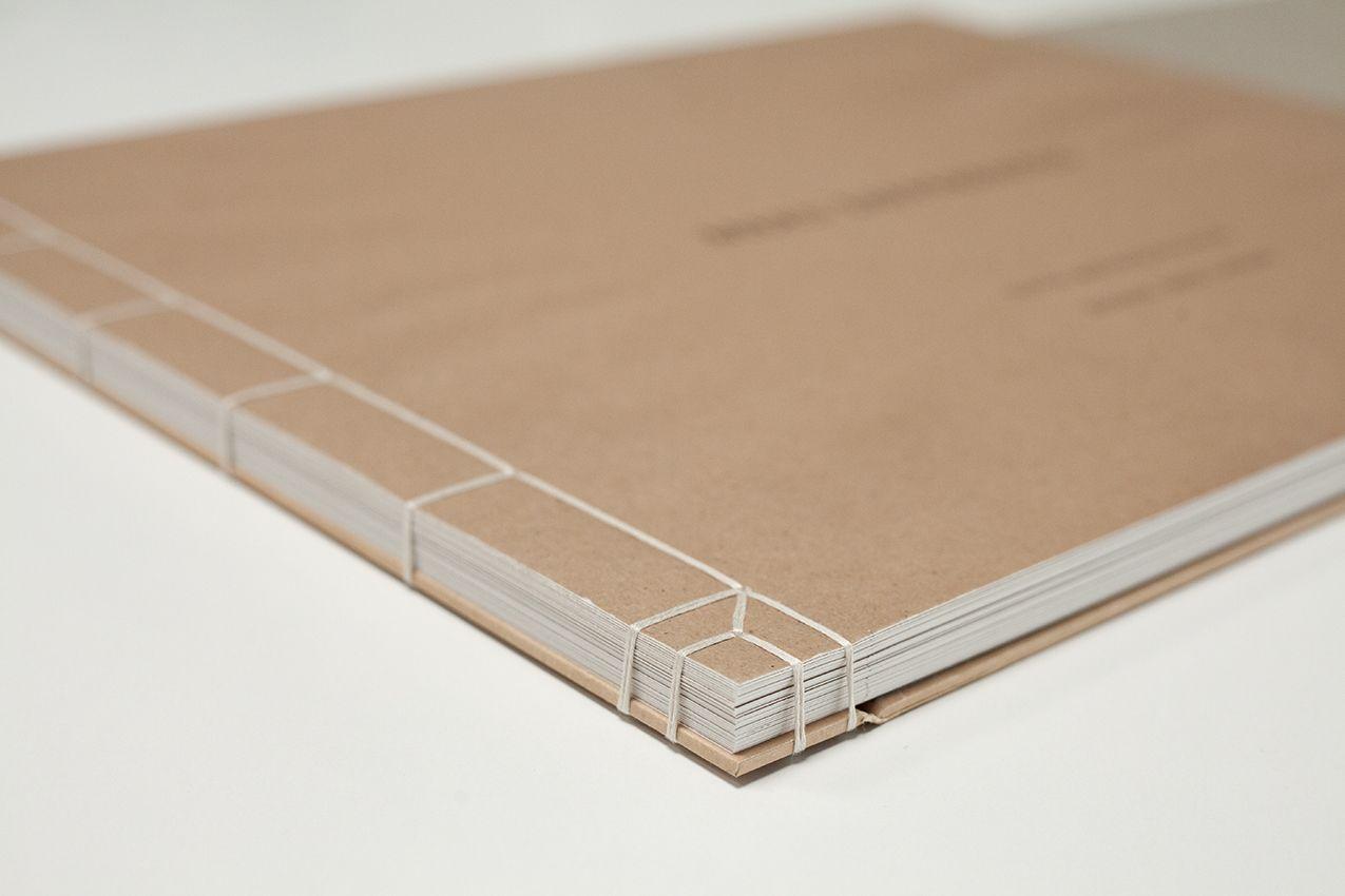 Livre D Artiste Reliure Japonaise Japanese Binding