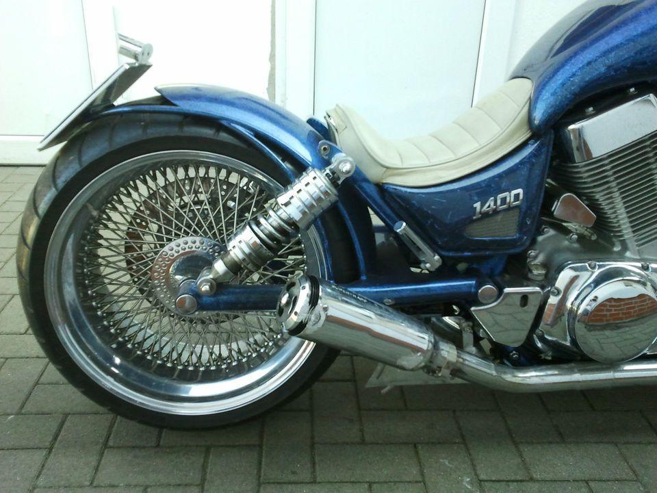 thunderbike lmc custom bike tribleline intruder suzuki vs. Black Bedroom Furniture Sets. Home Design Ideas
