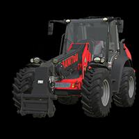 Manitou MLA-T 533-145 V+ | Farming Simulator 2019 | Farming