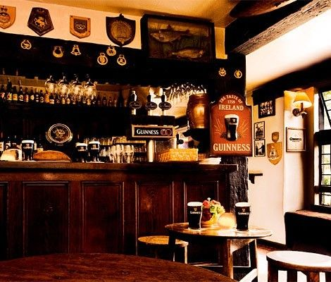Irish Pub Decor Ideas