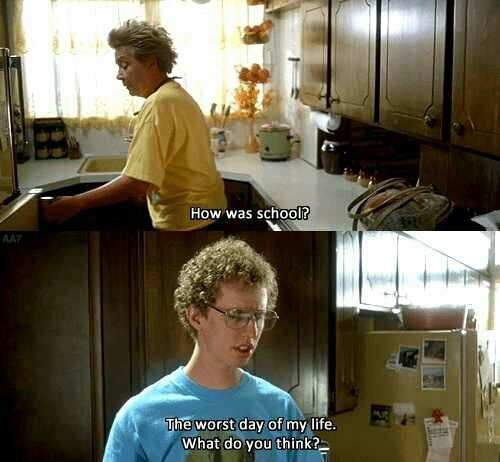 Napoleon Dynamite is my life | Funny school pictures ...