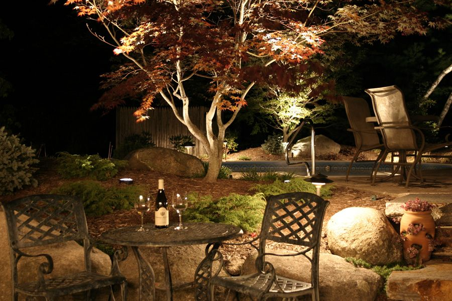 How To Decorate A Garden With LED Lighting Ideas In This Article We Will Show You Many For Lights And Outdoor