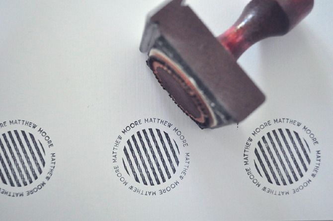 There Is Just Something So Beautiful Real About A Stamp Matthew Moore Photography Designed By Emma Robertson Stempel Graphik