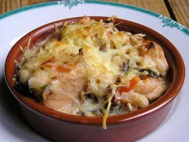 Gratin de fruits de mer pr paration 30 minutes cuisson - Cuisiner haricots verts surgeles ...