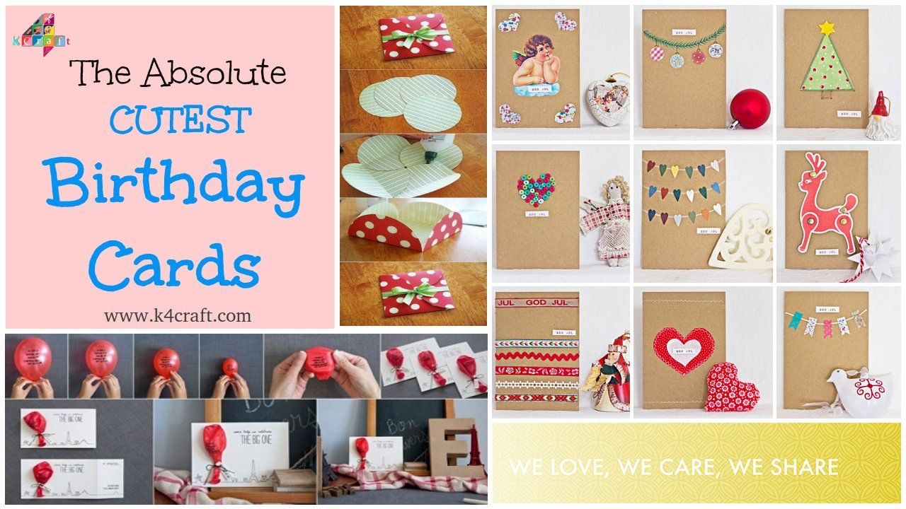 Handmadecardideas cards scrapbooking pinterest birthday