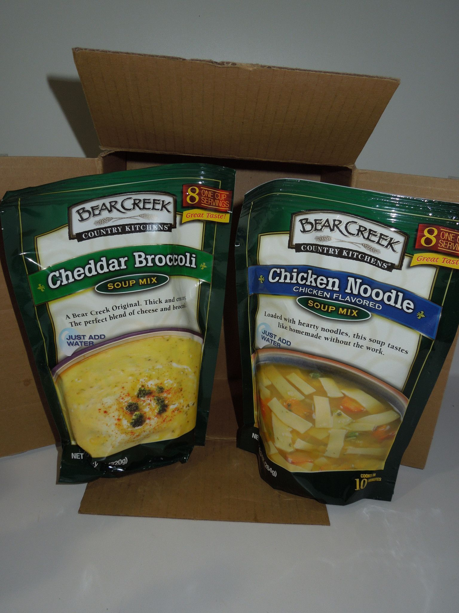 Bear Creek Country Kitchens Chicken Noodle (11oz) Bag