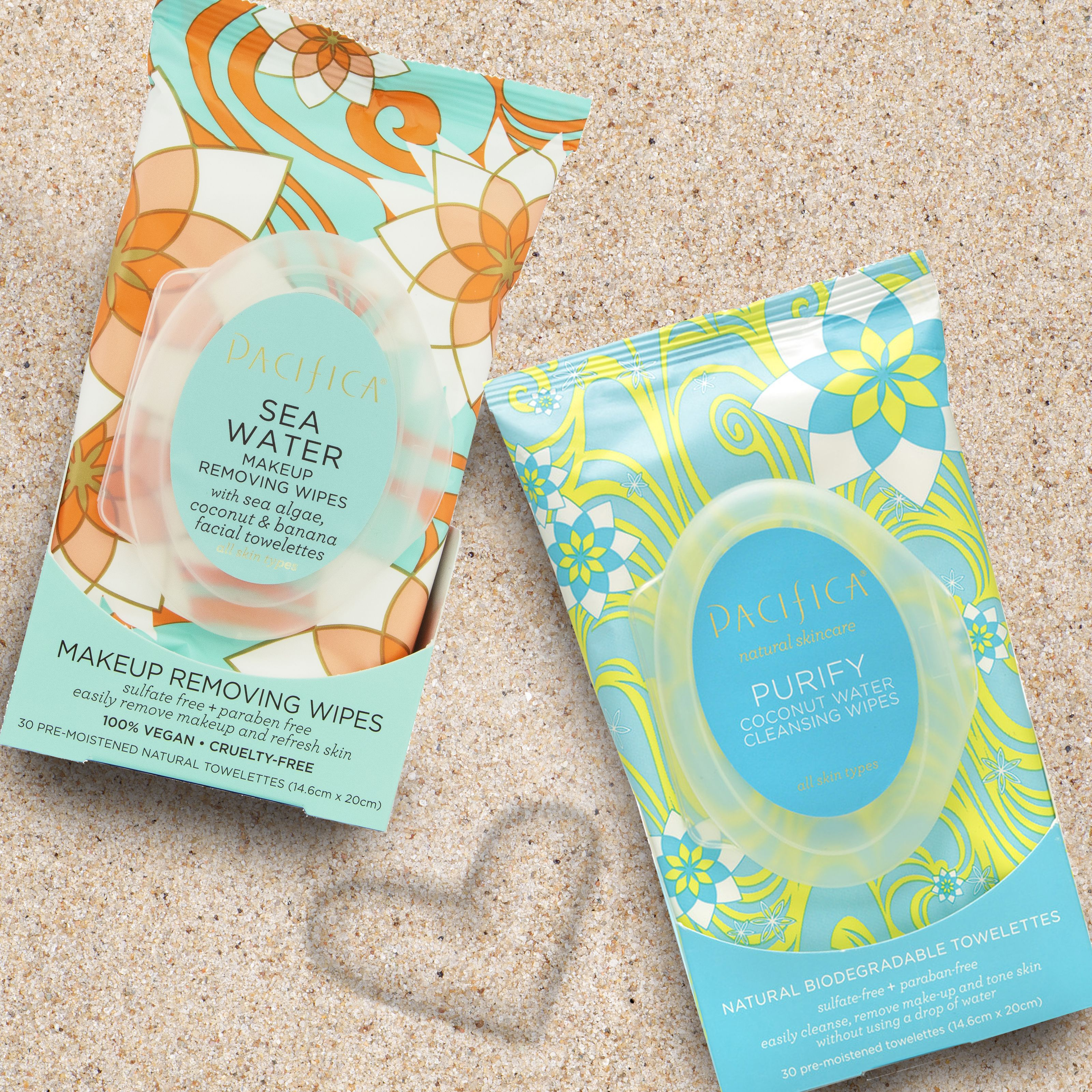 Pin by Pacifica Beauty on SKINCARE Makeup remover wipes