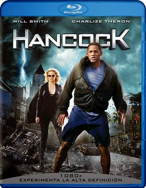 Image result for Hancock (2008)
