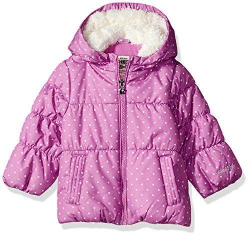 7e8d3b3fd OshKosh B Gosh Osh Kosh Baby Girls Perfect Heavyweight Jacket Coat ...