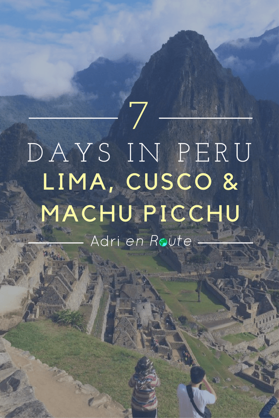 8b0e8b43b1f32439ef8240dd581903ff - How Long To Get To Machu Picchu From Lima