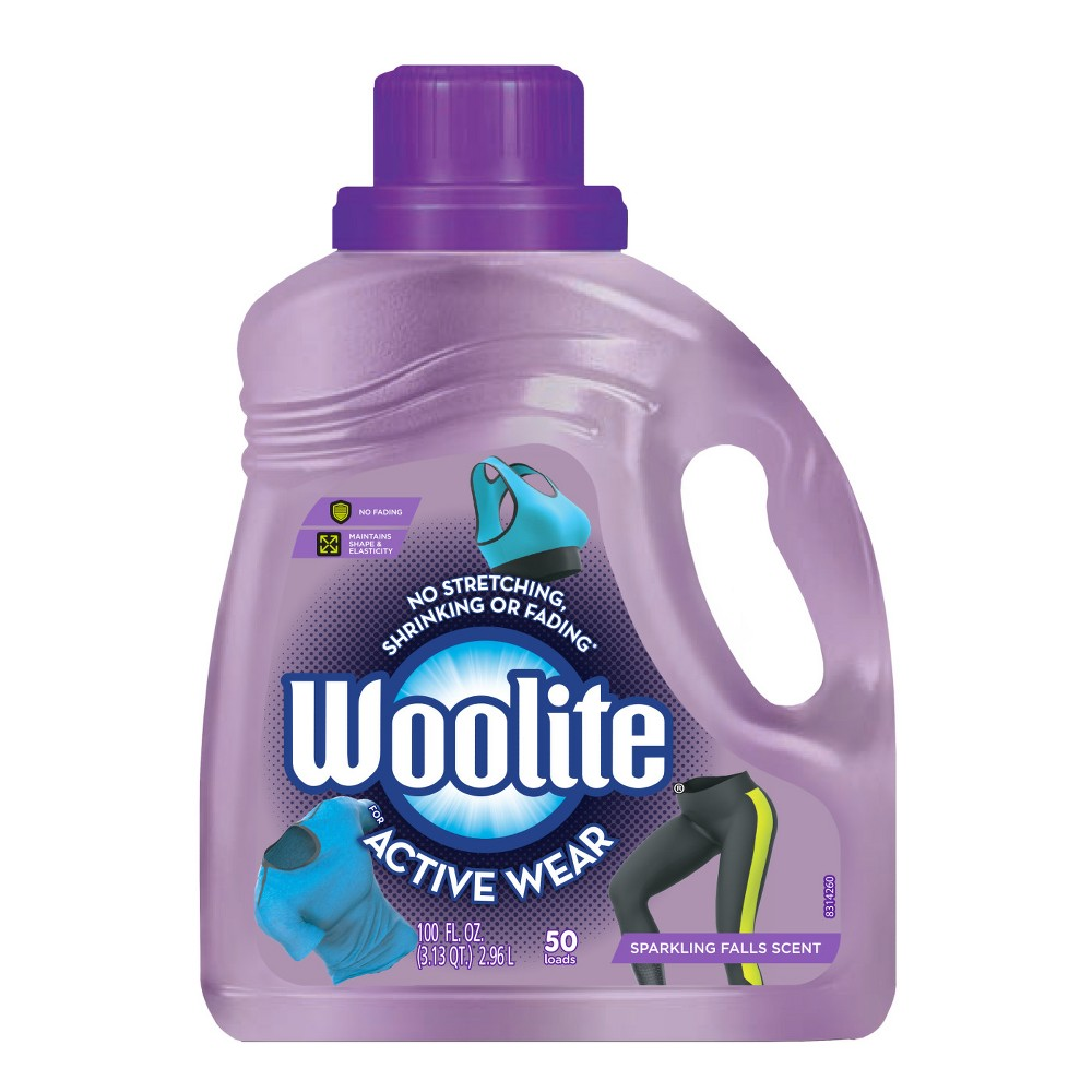 Active Wea Woolite Active Wear Laundry Detergent 100oz Target