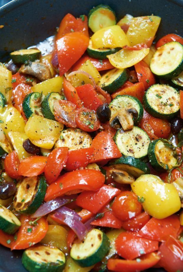 Photo of Pan vegetable recipe