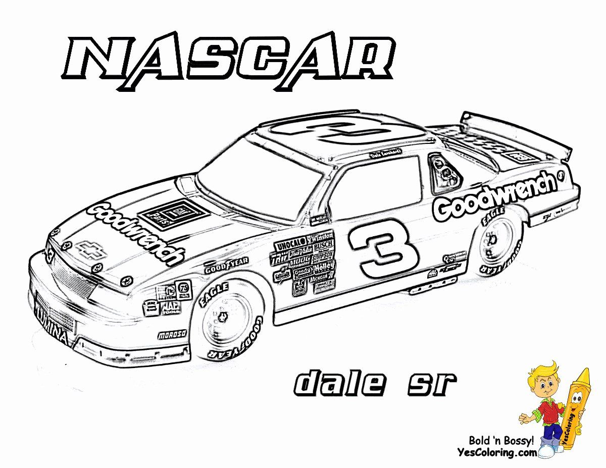 Coloring Page Race Car Luxury Heavenly Nascar Coloring Pages Waggapoultryub Race Car Coloring Pages Cars Coloring Pages Truck Coloring Pages