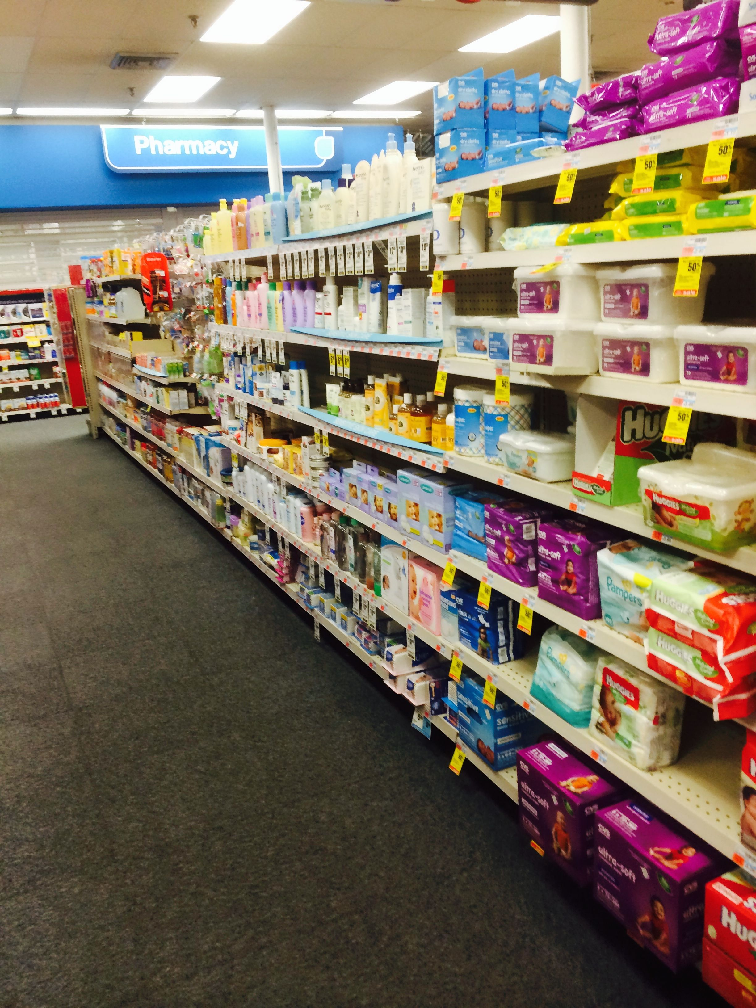 cvs new haven us pharmacy drug store layout customer