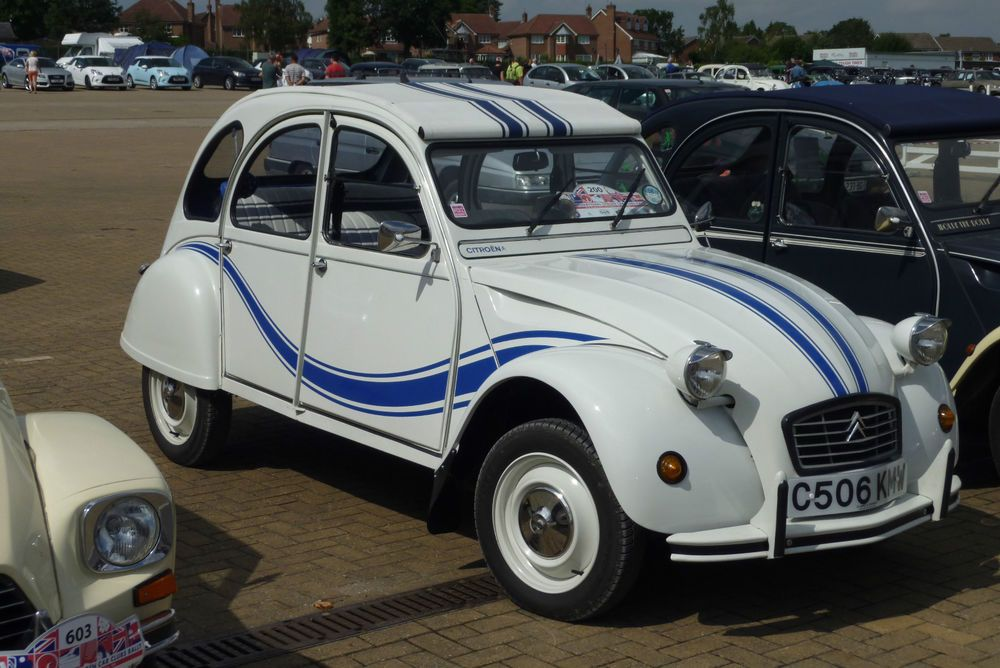 2cv Beachcomber Kit Uk Supplier Classic Cars Car Ebay