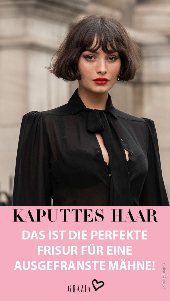 Kaputtes Haar: Das ist der perfekte Schnitt für Spliss in den Enden