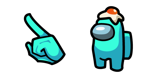 Among Us Character With Egg Hat Game Character Youtube Banner Design Character