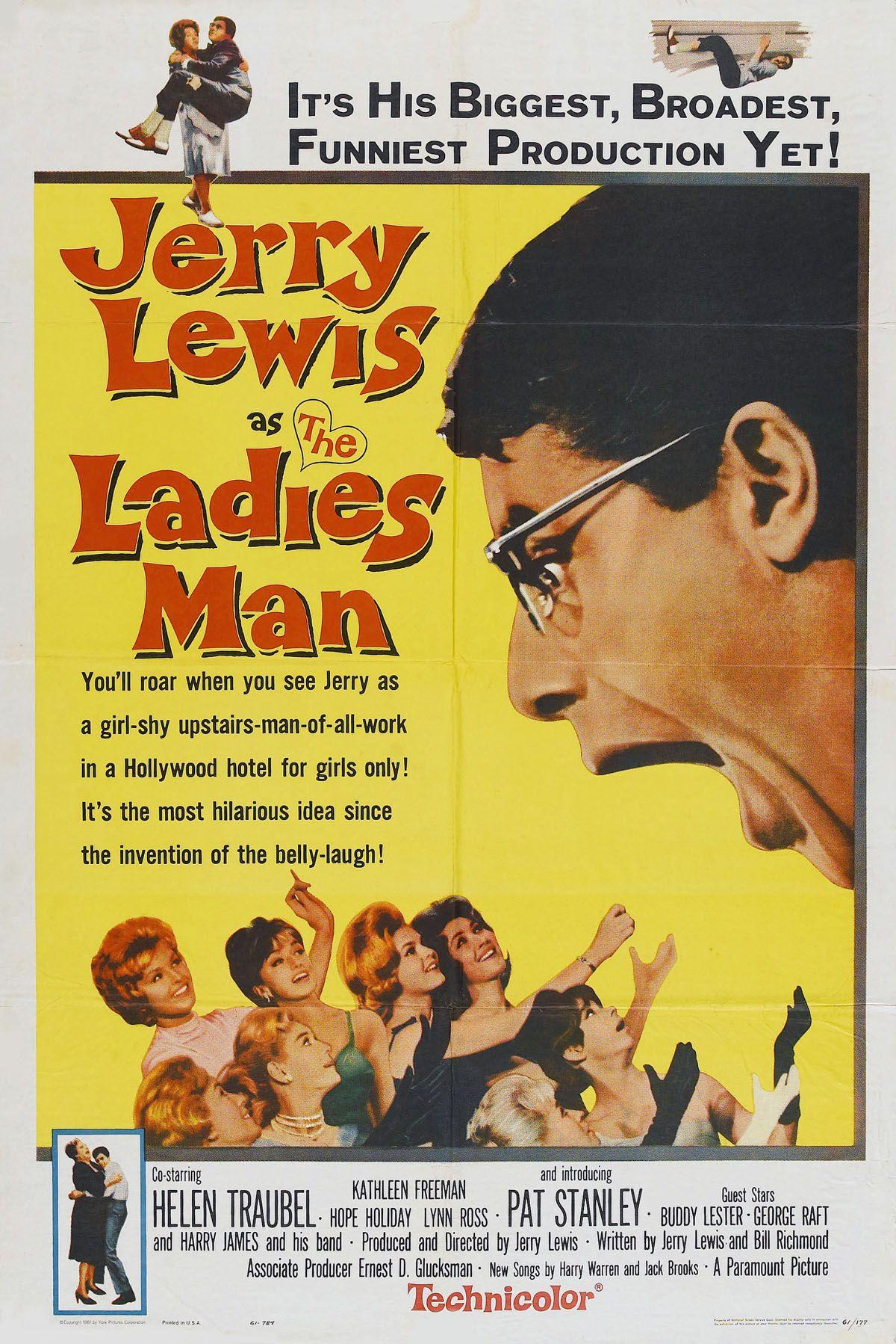 Ladies man movies