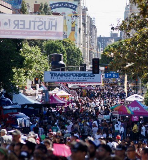 Custer Fair 2020.Fiesta Broadway In Los Angeles California Festival Photos