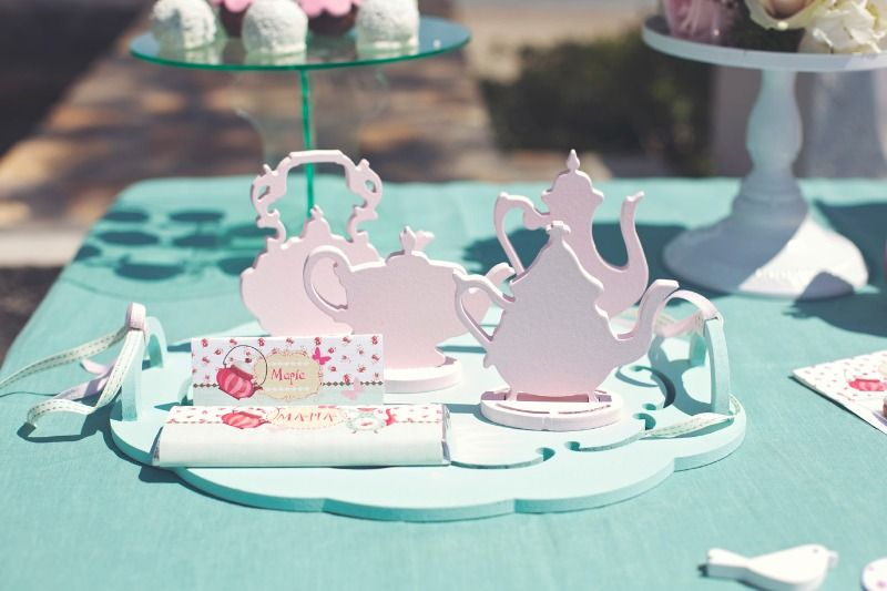 Garden Tea Party in mint and pink by Style Concept. Photography by Fiorello, Venue: Grand Resort Lagonissi
