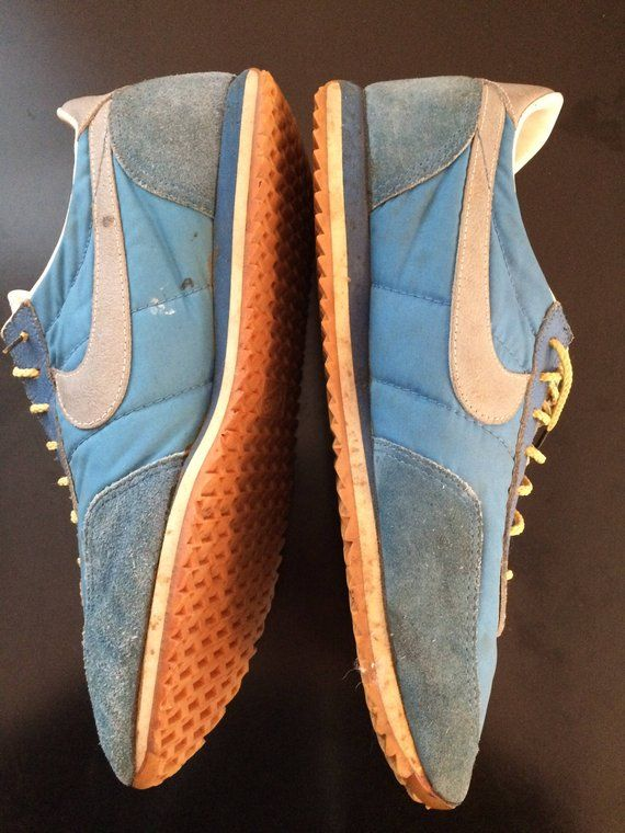 Vintage Nike S 1980 S Women S Size 8 5 Men S 6 5 Made In Korea Waffle Nikes Sole With Images Vintage Nike Womens Sizes Nike