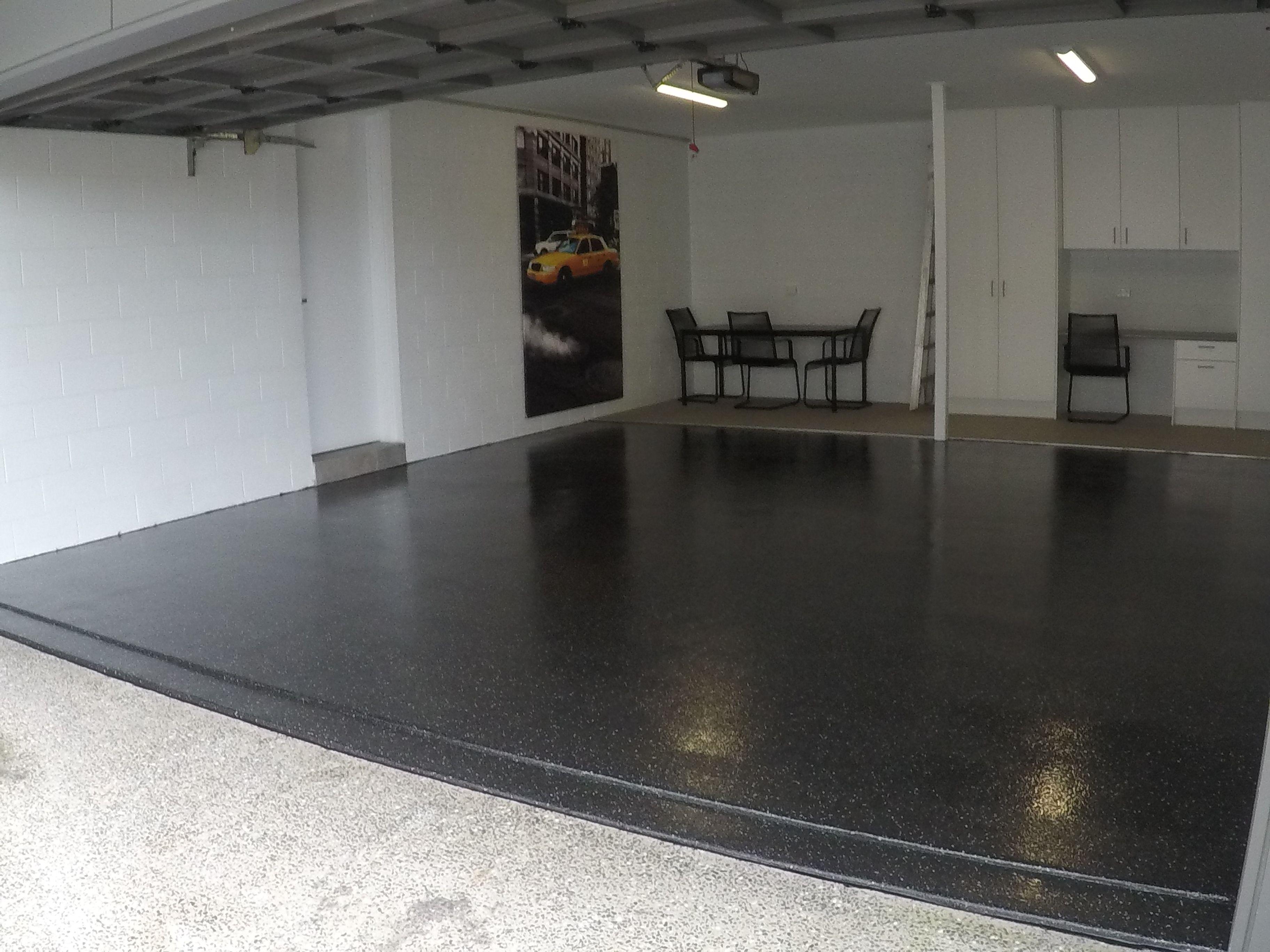 Peregian Beach Seamless Epoxy Floor Coatings The Garage Floor Co