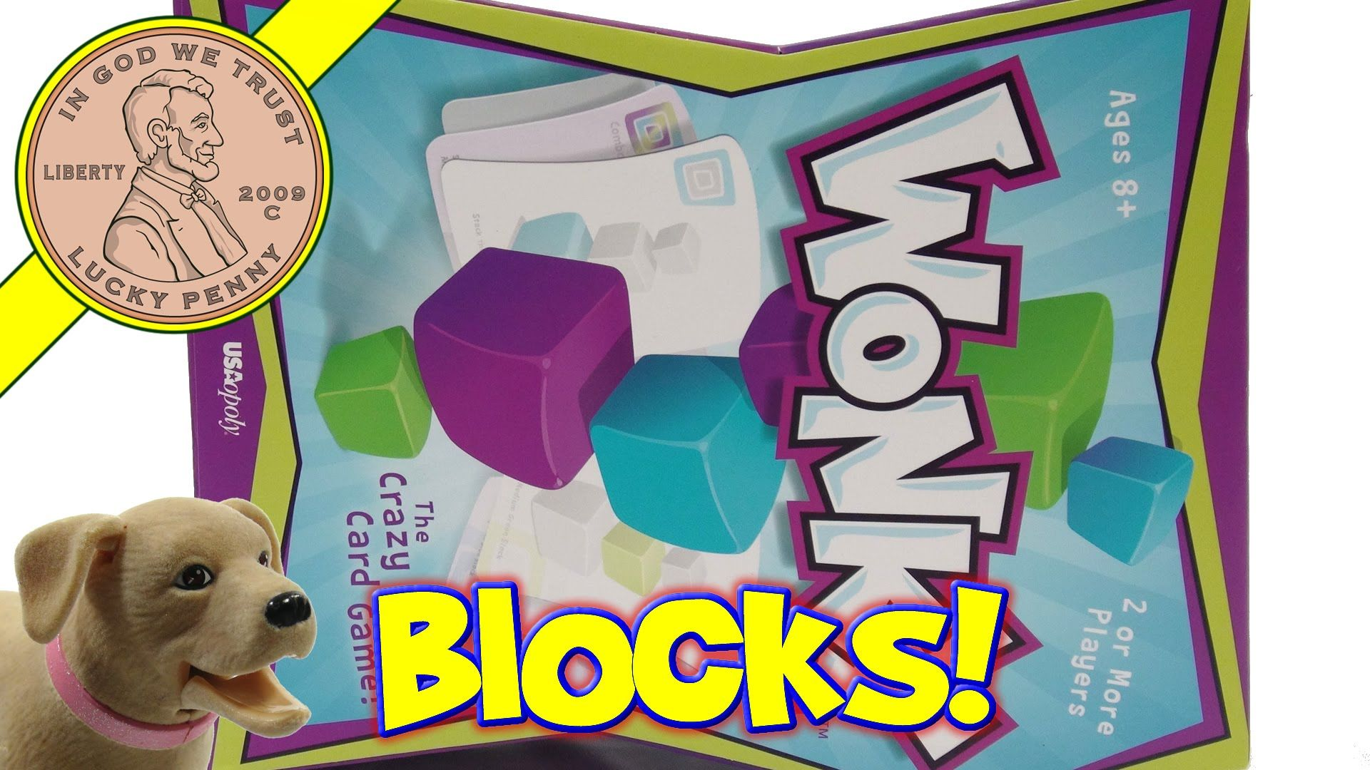 Wonky The Crazy Cubes Card Game We Had A Blast Card Games Anna Games Family Game Night